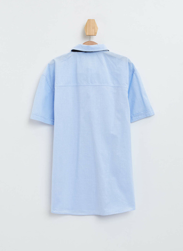 DeFacto Gömlek Mavi